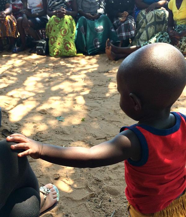World Vision Child Sponsorship 4