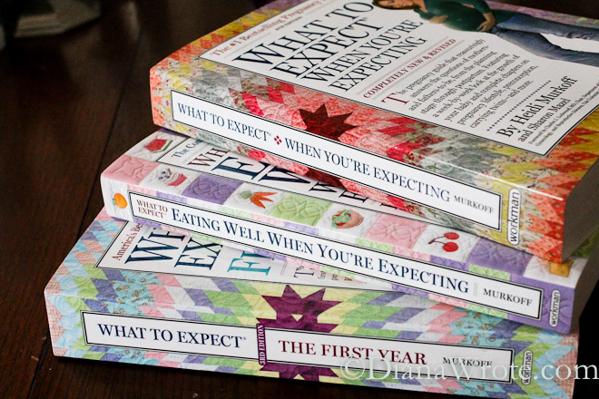 The What to Expect® Series – My Experience & a Giveaway