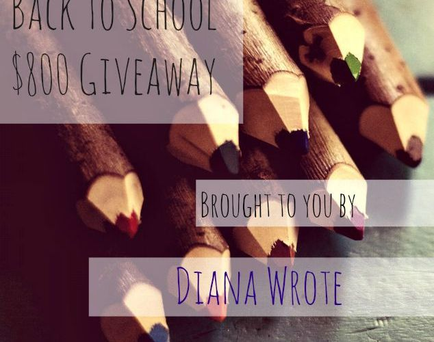 Back2School Diana Wrote (1)