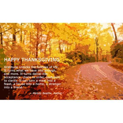 Medium Crop Of Happy Thanksgiving Image