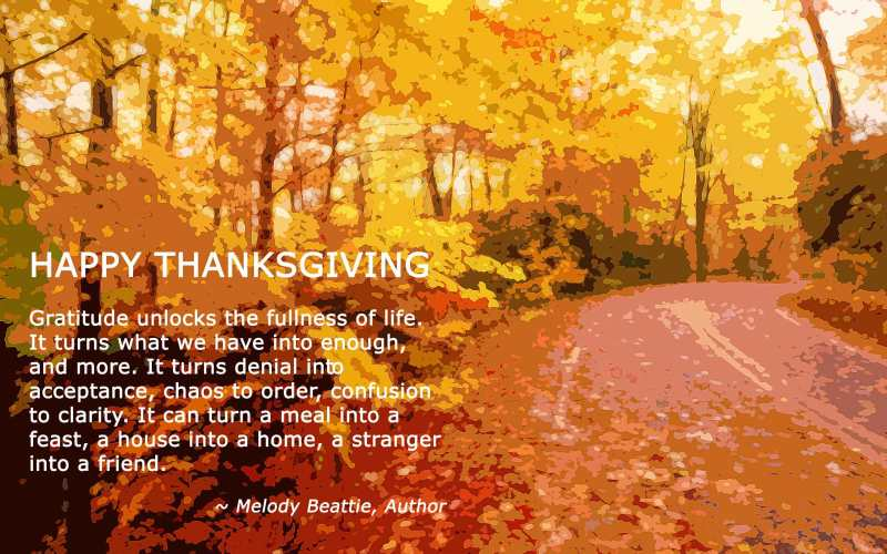 Large Of Happy Thanksgiving Image