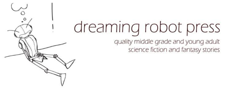 Dreaming Robot Press - Header