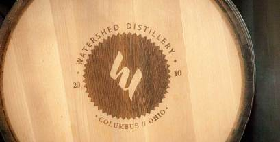 Watershed Distillery Tour