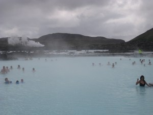 You can't blog about Iceland and NOT include a photo of the Blue Lagoon. It's overpriced and touristy, but those flaws don't make it any less spectacular.