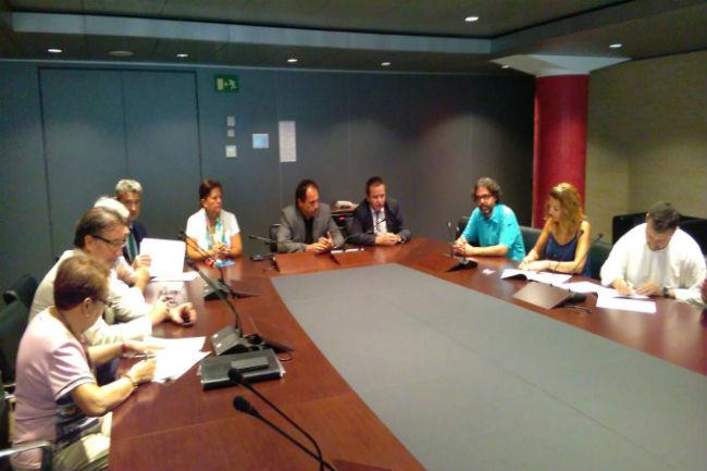 Signat el conveni col·lectiu del sector de tallers per a persones amb discapacitat intel·lectual