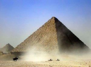 Piramide de Kefren