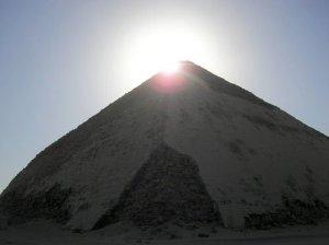 Piramide Romboidal de Dashur