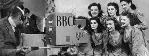 Primer ttransmision BBC