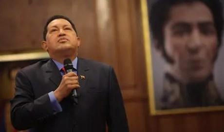 VENEZUELA-CHAVEZ SALUD
