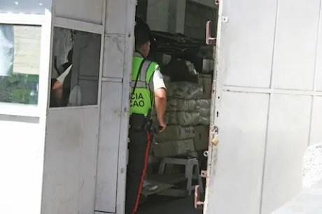 Los efectivos de la Policía Municipal de Chacao respondieron a una denuncia vecinal