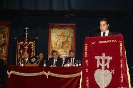 PRESENTACION DEL PREGONERO SEMANA SANTA 2017