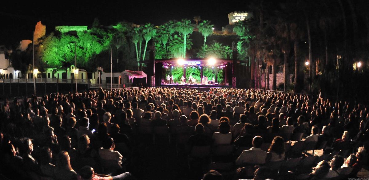 Jazz en la Costa de Almuñécar, un éxito de convocatoria