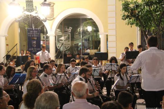 BANDA MUNICIPAL DE MUSICA ALMUÑECAR EN CONCIERTO 17