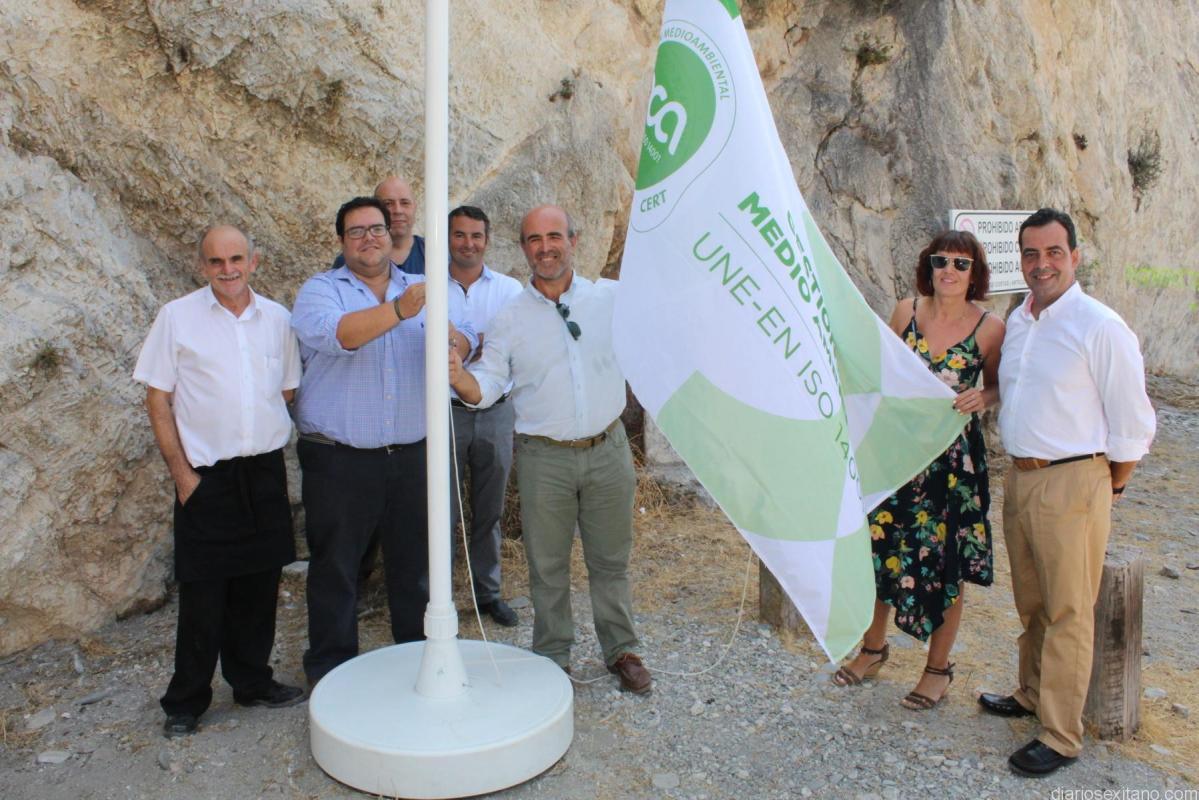 Cantarriján, primera playa naturista que consigue el sello de calidad ambiental