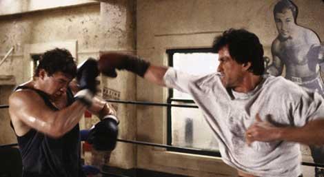 Boxer Tommy Gun Dead
