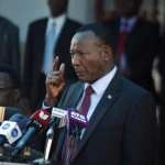 Nkaissery interdicts Garissa security and administration chiefs