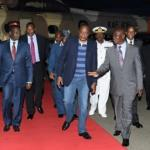 Uhuru's Dubai-bound plane forced to turn back