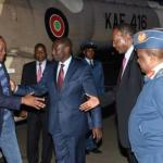 Statement:President Uhuru's USA visit  is now cancelled