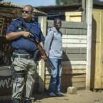 Xenophobic attacks in South Africa spread to downtown Johannesburg