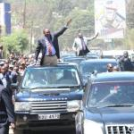 Uhuru To Tour Rift Valley Amid Ruto Rebellion