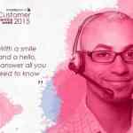 Chase Bank Stories:Keep Smiling #CSWeek2015