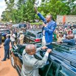 Uhuru targets Kisii, Kamba with goodies
