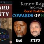Funny Video:'Cowards of Nairobi' by Kenny Rogers Featuring Cord Principals