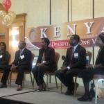 PHOTOS:Jeff Koinange joins Diaspora Kenyans to celebrate KUDO Launch in Maryland