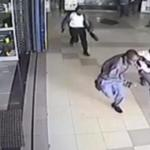 VIDEO: Armed Gang Caught Robbing Nairobi Shop
