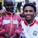 Trey Songz Amazes Kenyans After Helping a Street Boy