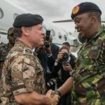 Why Uhuru Wore Military Uniform to Welcome King Abdullah II of Jordan