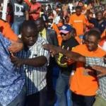 Rowdy Youth Disrupt Raila's Meeting in Narok