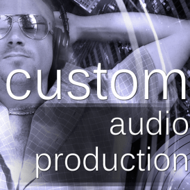 custom audio production