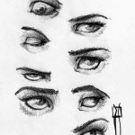 dibujar a lapiz ojos (5)