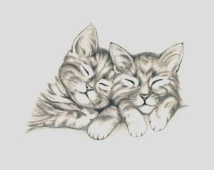 dibujos a lapiz de animales (7)