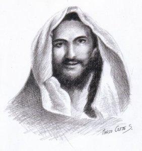 dibujos a lapiz jesus (6)