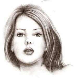 ¿Cómo dibujar a lapiz un rostro (27)