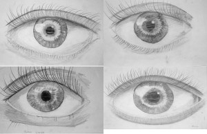 Dibujos a lápiz con sombras (7)
