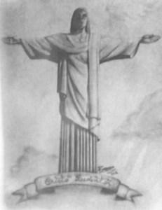 dibujos a lapiz de cristo (11)