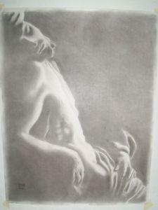 dibujos a lapiz de cristo (3)