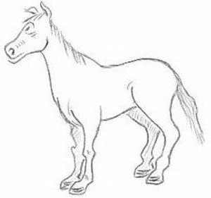 Aprender a hacer dibujos a lápiz simples (6)