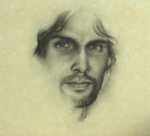 Dibujos a lápiz de jesús (1)