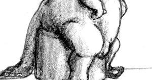 15 dibujos a lápiz de formas básicas (10)