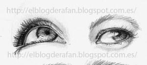 15 imágenes con opciones de dibujos a lápiz de ojos (10)