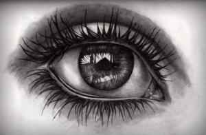 15 imágenes con opciones de dibujos a lápiz de ojos (13)