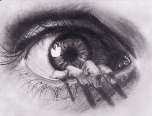 15 imágenes con opciones de dibujos a lápiz de ojos (9)