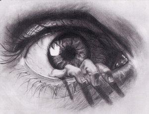 15 opciones de dibujos a lápiz de ojos (9)
