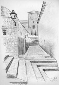 15 opciones de dibujos a lápiz simples para realizar en verano (11)