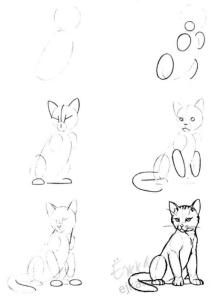 15 opciones de hermosos dibujos a lápiz para principiantes (11)