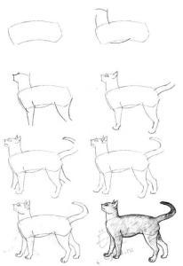 15 opciones de hermosos dibujos a lápiz para principiantes (5)